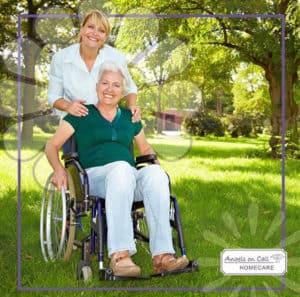 Roles and responsibilities of caregivers
